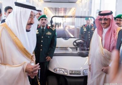 الملك سلمان بن عبد العزيز يصدر قراراً ينيب ولي العهد في إدارة شؤون المملكة