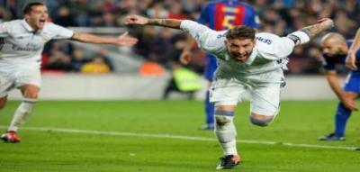 شاهد بالفيديو .. هدفي مباراة برشلونة وريال مدريد والذي حقق الريال المفاجأة في الدقائق الأخيرة