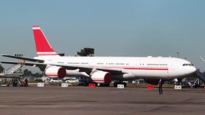 بالصور .. الخطوط الجوية التركية تشتري طائرة الرئيس التونسي الأسبق بن علي بـ78 مليون دولار