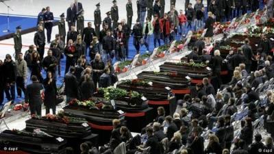 رياضيون عالميون فارقوا الحياة بسبب كوارث جوية  .. صور