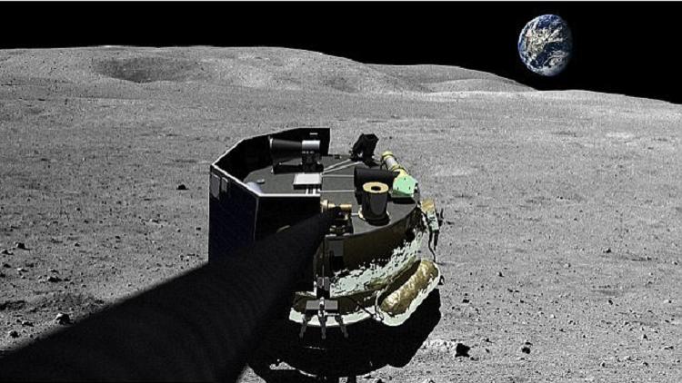 """""""شهر عسل"""" على القمر !"""