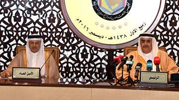 الزياني : نعمل للوصول لحل سلمي وتأهيل الاقتصاد اليمني للاندماج في الاقتصاد الخليجي
