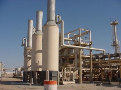 تدشين اعمال الصيانة الشاملة لمصافي تكرير النفط بمأرب