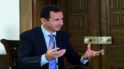 الأسد يكشف عن حقيقة العلاقات السورية المصرية