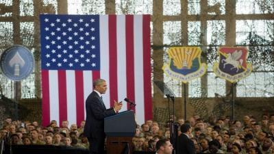 """أوباما يعترف بمسؤولية الولايات المتحدة عن ظهور """"داعش"""""""