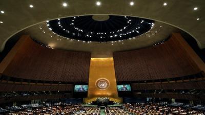 الأمم المتحدة تصوت لصالح مشروع قرار لوقف إطلاق النار في سوريا