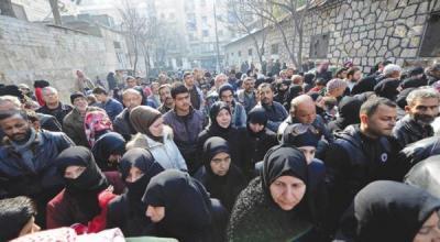 الفصائل السورية المسلحة تدرس اقتراحاً روسياً ـ أميركيا لخروجها من حلب