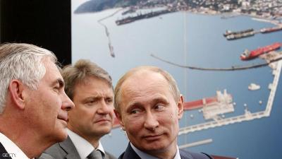 """""""صديق الروس"""" هو  الذي سيقود الخارجية الأميركية"""