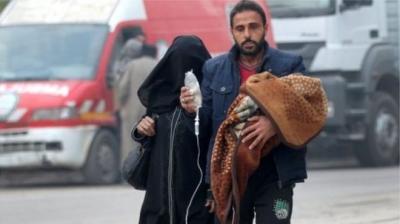 """الأمين العام للأمم المتحدة يحذر من """"أعمال وحشية"""" في حلب"""