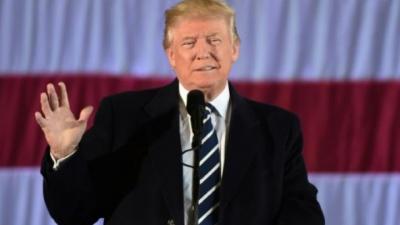 ترامب: الإعلان عن اسم وزير الخارجية الأمريكية المقبل سيتم اليوم