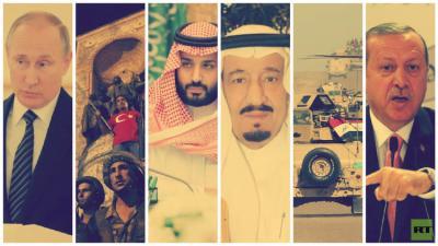 """موقع """" روسيا اليوم """" يكشف نتائج التصويت لاختيار الشخصية الأبرز عربيا وعالميا لعام 2016 من بينهم شخصيات يمنية"""