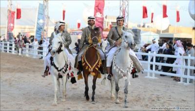 قطر تلغي احتفالات اليوم الوطني تضامناً مع حلب