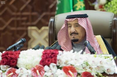 الملك السعودي سلمان بن عبد العزيز يكشف عن سياسة بلاده في التعامل مع الأزمة اليمنية خلال الفترة القادمة( صور)