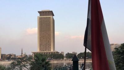 مصر تستنكر بيانين دوليين حول تفجير الكنيسة