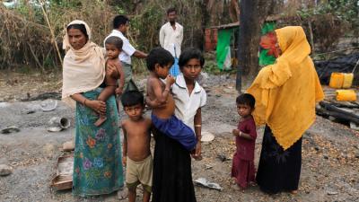 الأمم المتحدة: تقارير يومية عن عمليات قتل واغتصاب لأقلية الروهينجا المسلمة في ميانمار