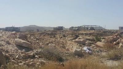 بالصور .. الجيش يسيطر على منطقة مندبة ومواقع هامة في صعدة ويتقدم بإتجاه مركز مديرية باقم
