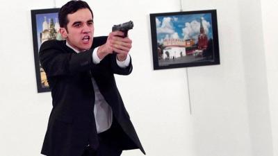 تفاصيل جديدة عن قاتل السفير الروسي في أنقرة
