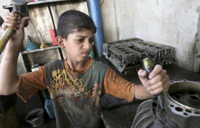 عمالة الأطفال.. مستقبل يتلاشى..!