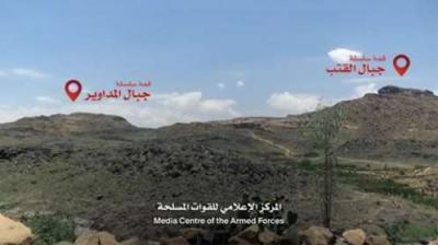 الجيش يتقدم شرق صنعاء ويقترب من مفرق أرحب بعد سيطرته على مواقع هامة كانت تحت سيطرة الحوثيين وقوات صالح