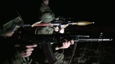 روسيا تبدأ مناورات عسكرية على الحدود مع أوكرانيا