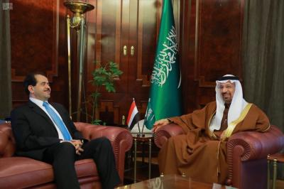 لقاء سعودي يمني لدراسة آلية الربط الكهربائي بين البلدين
