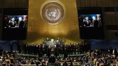 ترامب: الأمم المتحدة تسبب المشاكل لا تحلها