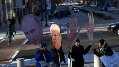 """بوتن """"يغازل """" ترامب ويتجاهل الرد على أوباما"""