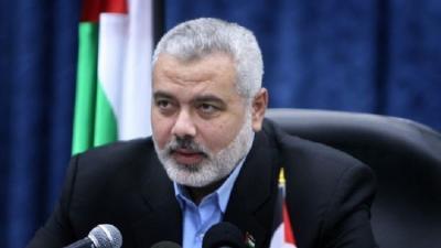 """لقاءات بين """"حماس"""" ومسؤولين مصريين وعودة قريبة لاسماعيل هنية"""