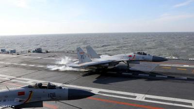 الجيش الصيني يتوعد تايوان بسبب ترامب