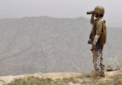 مقتل جندي سعودي في مواجهات على الحدود اليمنية السعودية