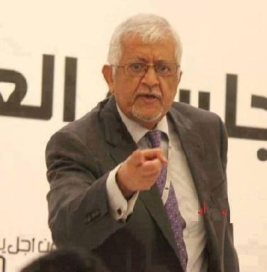 """الدكتور ياسين سعيد نعمان يرد على الرئيس السابق """" صالح """""""