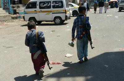 الحوثيون يسرقون أحلام أطفال اليمن بين التجنيد والحرمان من التعليم
