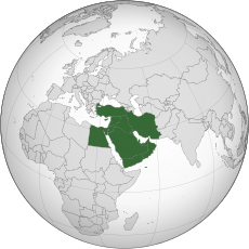 خمس قضايا شكلت ملامح الشرق الأوسط في 2016