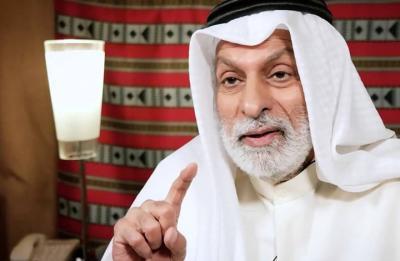 """المفكر الكويتي الدكتور """" النفيسي """"  يقول أن الحوثي يتراجع ويتفكك ويكشف علاقة التحركات الأخيرة على الحدود السعودية العراقية بالحوثيين"""