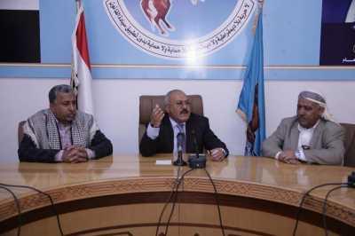 """ظهور جديد للرئيس السابق """" صالح """" يسخر فيه من الرئيس هادي ويعترف بأنه تمرّد عليه ويطالبه بإعادة الفلوس ويحذر من بيع سقطرى"""
