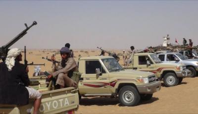 مقتل القائد الميداني للحوثيين في جبهة علب بصعدة أثناء هجوم فاشل على مواقع الجيش والمقاومة