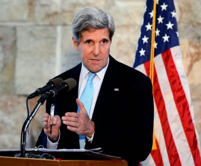 كيري :أمريكا تشجع محادثات سوريا في أستانة كخطوة نحو السلام