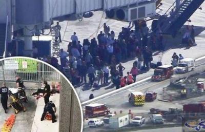 5 قتلى بإطلاق نار كثيف في مطار دولي بولاية فلوريدا