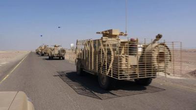 شاهد بالصور .. الفرحة تظهر على قوات الجيش عقب السيطرة على ذباب والعمري والجيش يفقد أحد قياداته البارزين