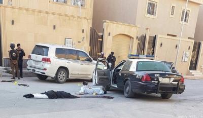 بالصور .. الأمن السعودي يقضي على إرهابييّن خطيرين بحي الياسمين في الرياض ( تفاصيل العملية)
