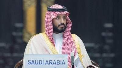 الأمير السعودي محمد بن سلمان يستبعد الحوار مع إيران ويتحدث عن قانون جاستا