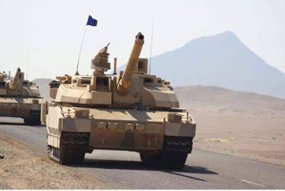 الإعلان رسمياً عن سيطرة الجيش على معسكر العمري .. والبوارج تقصف المخا تمهيداً للتقدم ( تفاصيل)