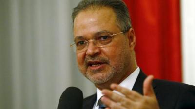 """وزير الخارجية """" المخلافي """" يربط بين التقدم العسكري لقوات الشرعية وبين الحل السياسي مع الحوثيين وصالح"""