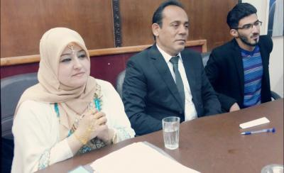 سناء الشّعلان تقدّم شهادة إبداعيّة روائيّة في القلم الثقافي