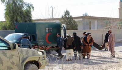 إصابة السفير الإماراتي بتفجير في أفغانستان
