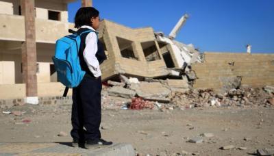 """""""يونيسيف"""":  مقتل 1400 طفل منذ بدء الصراع في اليمن"""