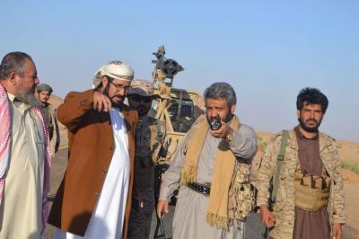 وحدات الجيش تواصل التقدم في عمق محافظة صعدة ( تقرير تفصيلي عن أماكن السيطرة)