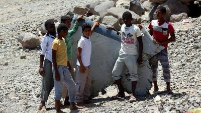 تقرير: 82% من سكان اليمن بحاجة لمساعدات إنسانية
