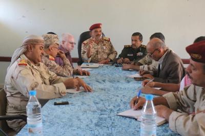 اللجنة الأمنية بتعز تقر حزمة إجراءات لتعزيز الاستقرار في المدينة ( نصها)