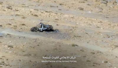 شاهد بالصور .. قوات الجيش في أعالي جبال نهم بعد سيطرتها اليوم على مواقع جديدة